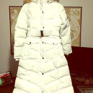 Madden Girl Long Ski Jacket